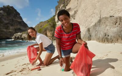 Keep Our Community Clean This Summer by Volunteering at Local Beaches and Parks